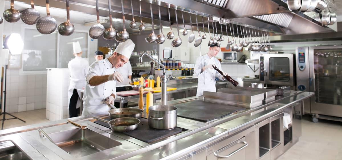Ghost-kitchen