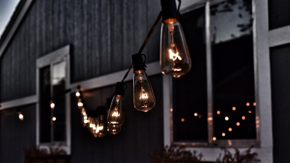 Lighting for outdoor areas