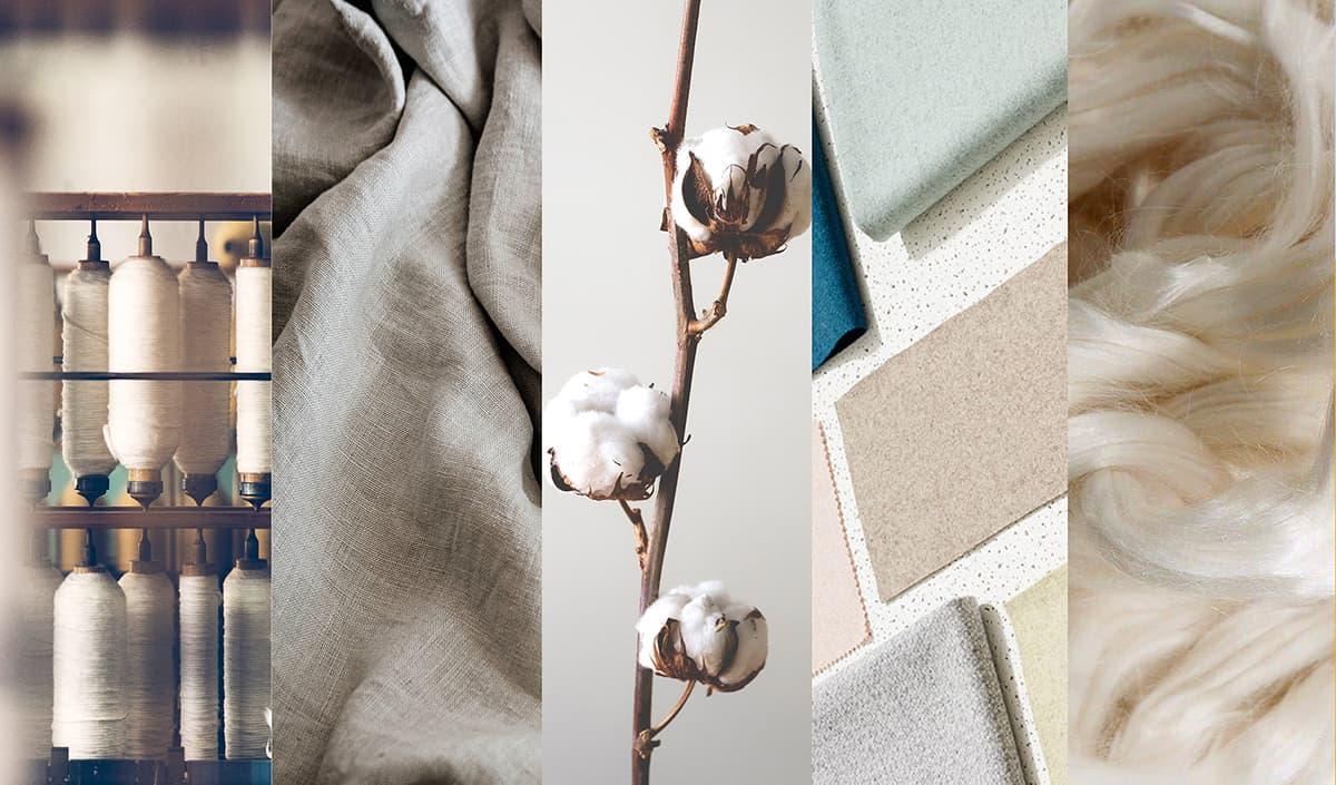 Sustainable Interior Design Fabrics - Yellow Brick Road interior design Totnes Devon