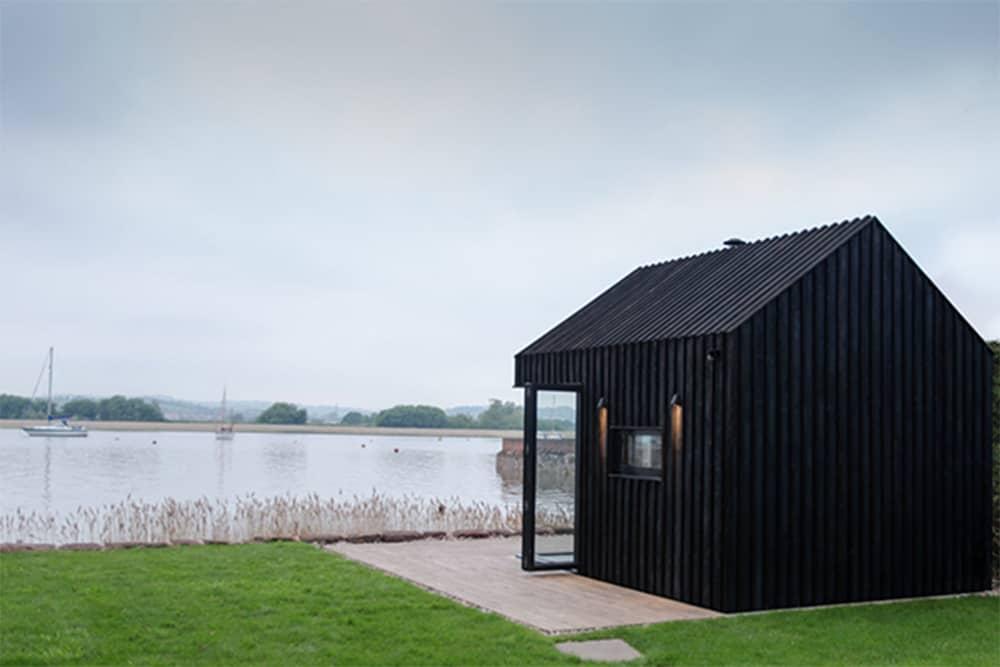 Sustainable Devon Interior design cabins
