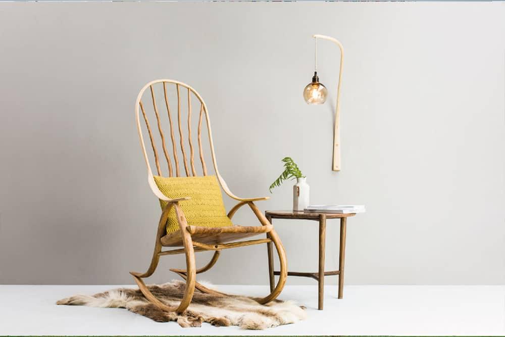 Eco friendly Devon Interior design furniture