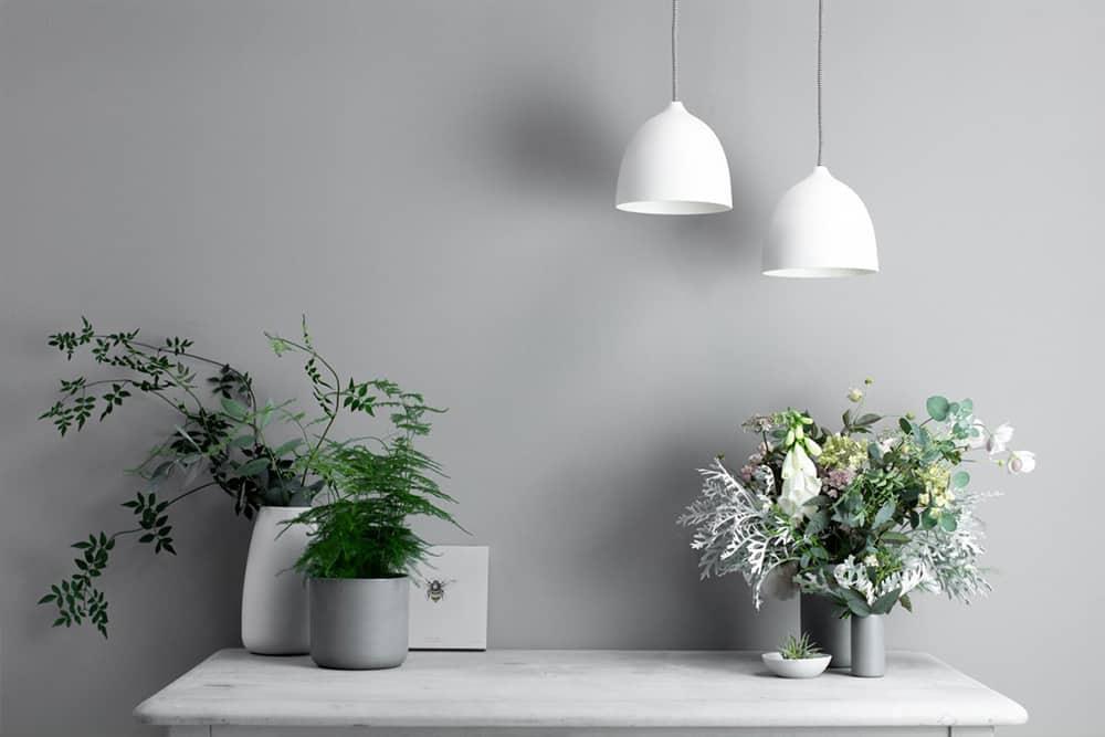Eco friendly Devon Interior design ceramics