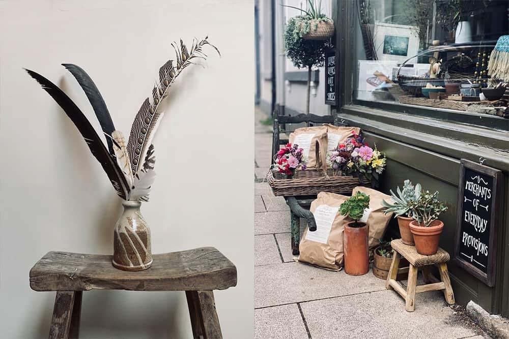 Eco friendly Devon Interior design retail
